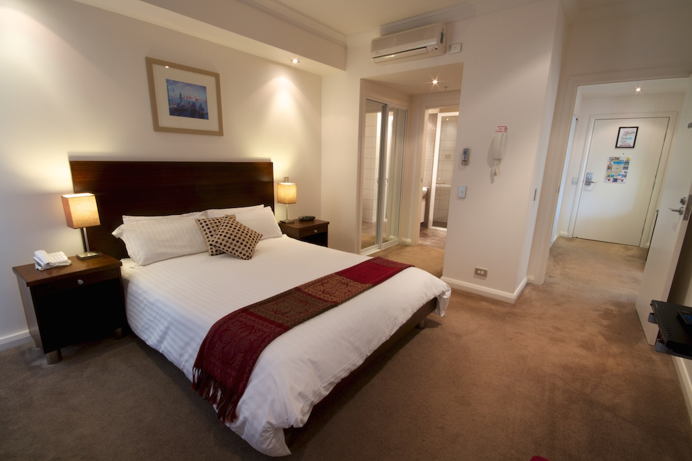 Accommodation at Esplanade Resort 2nd Bedroom