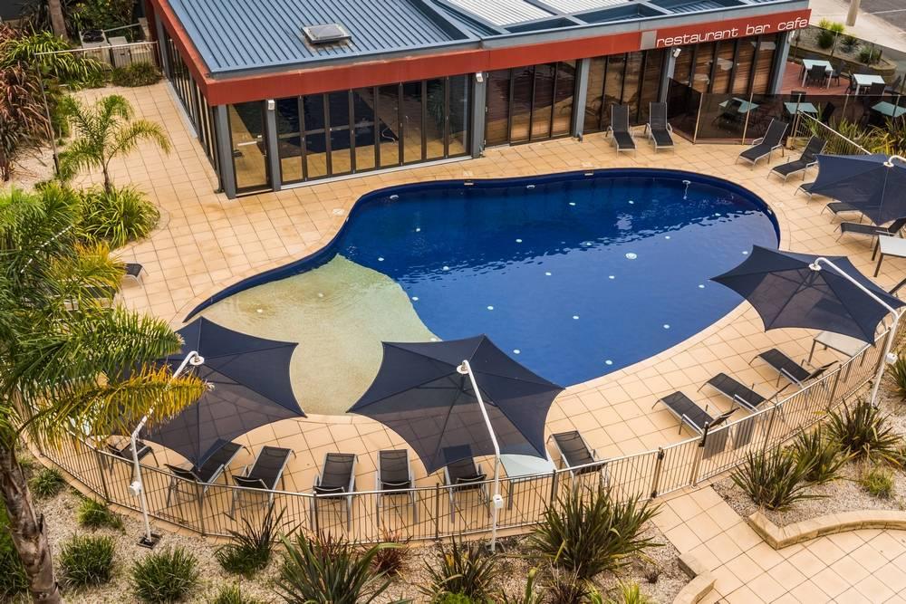 Esplanade Resort Lakes Entrance Gallery Facilities