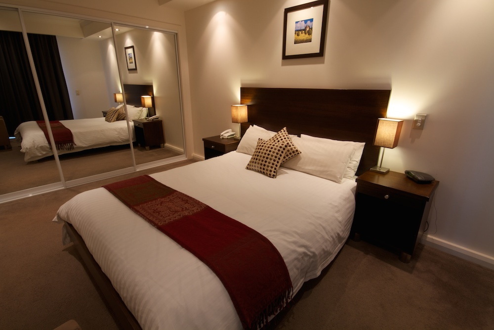 Esplanade Resort Bedrooms